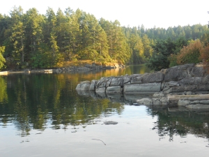 Rocks at Hope Bay